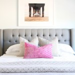 Guest Prep: How to Style a Bedroom