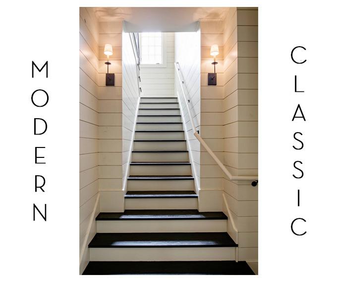 MODERN CLASSIC STAIRWAY