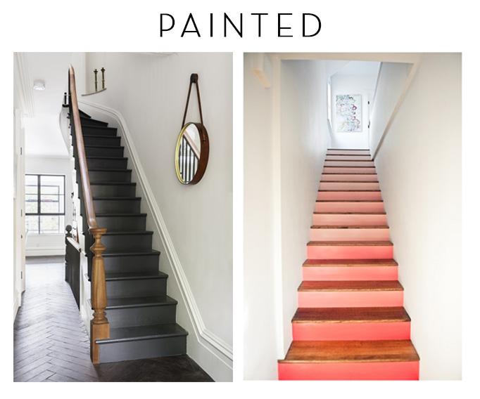 painted stairways