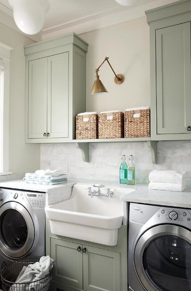 tips for designing a laundry room