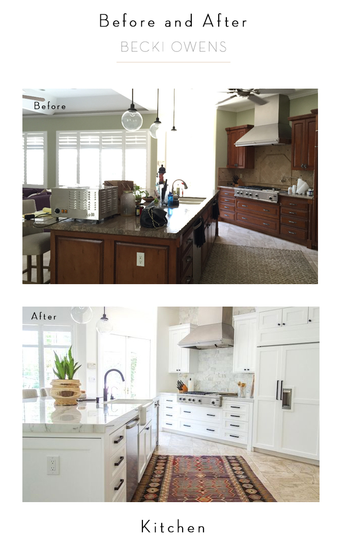 before and after becki owens-kitchen