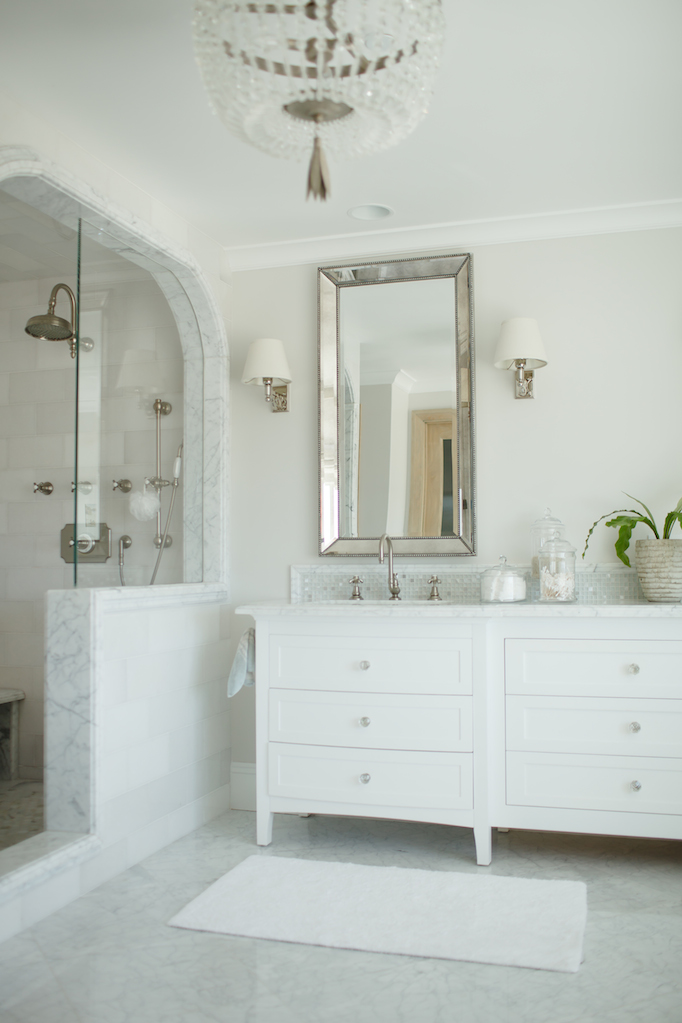 Becki Owens San Clemente Beach House Bathroom