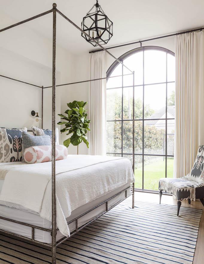 modern mediterranean bedroom 2