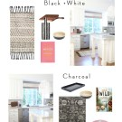 White Kitchen Styled Four Ways