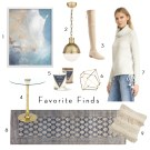 This Week's Favorite Finds + Boho Pillow Giveaway Winner