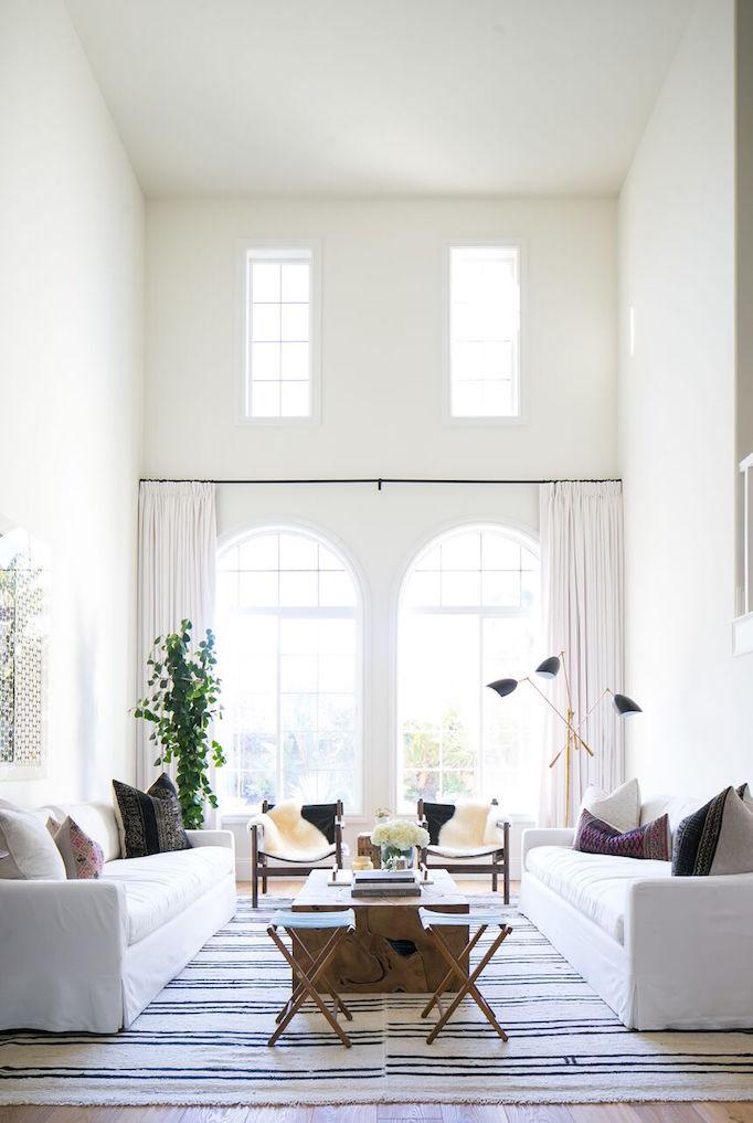 Living Room BECKI OWENS Coastal Bohemian Living