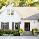 Dreaming of Spring: Beautiful Home Exteriors