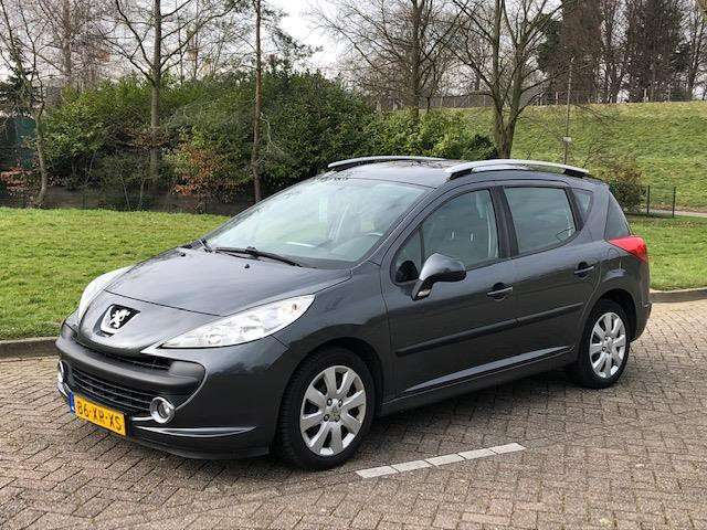 Buy Peugeot 207 From Germany Used Peugeot 207 For Sale With Mileage On Mobile De Autoscout24 In English