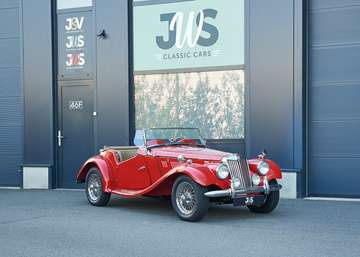 MG TF 1955 84 657 km Essence Manuel 50 Ch Annonce Carcelle Import Allemagne occasion