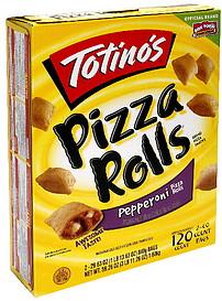 Totino S Pizza Rolls Pepperoni 2 0 Ea Nutrition