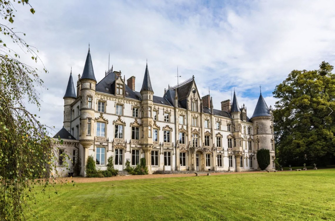 16th Century French Home - chateau-one_Must see 16th Century French Home - chateau-one  Photograph_825749.jpg