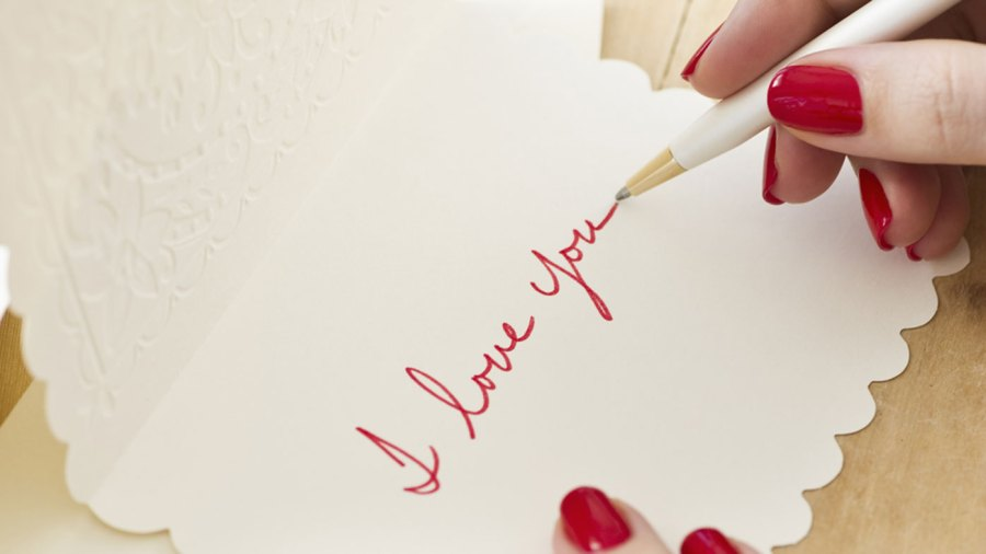 How to write a love letter  expert tips   9Honey