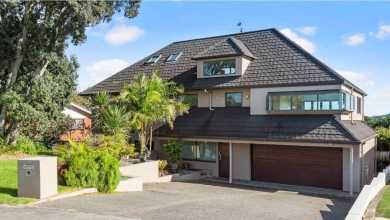 Home where Auckland businesswoman was killed fetches .6m