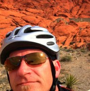 Red Rock Canyon...and me