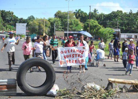 Resultado de imagen para Pernil protestas