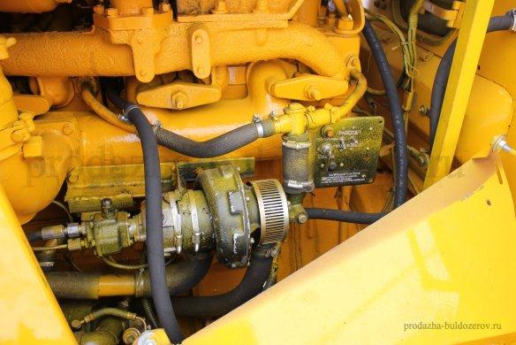 Стартер Б 170 бульдозер Б-170 трактор Б 170