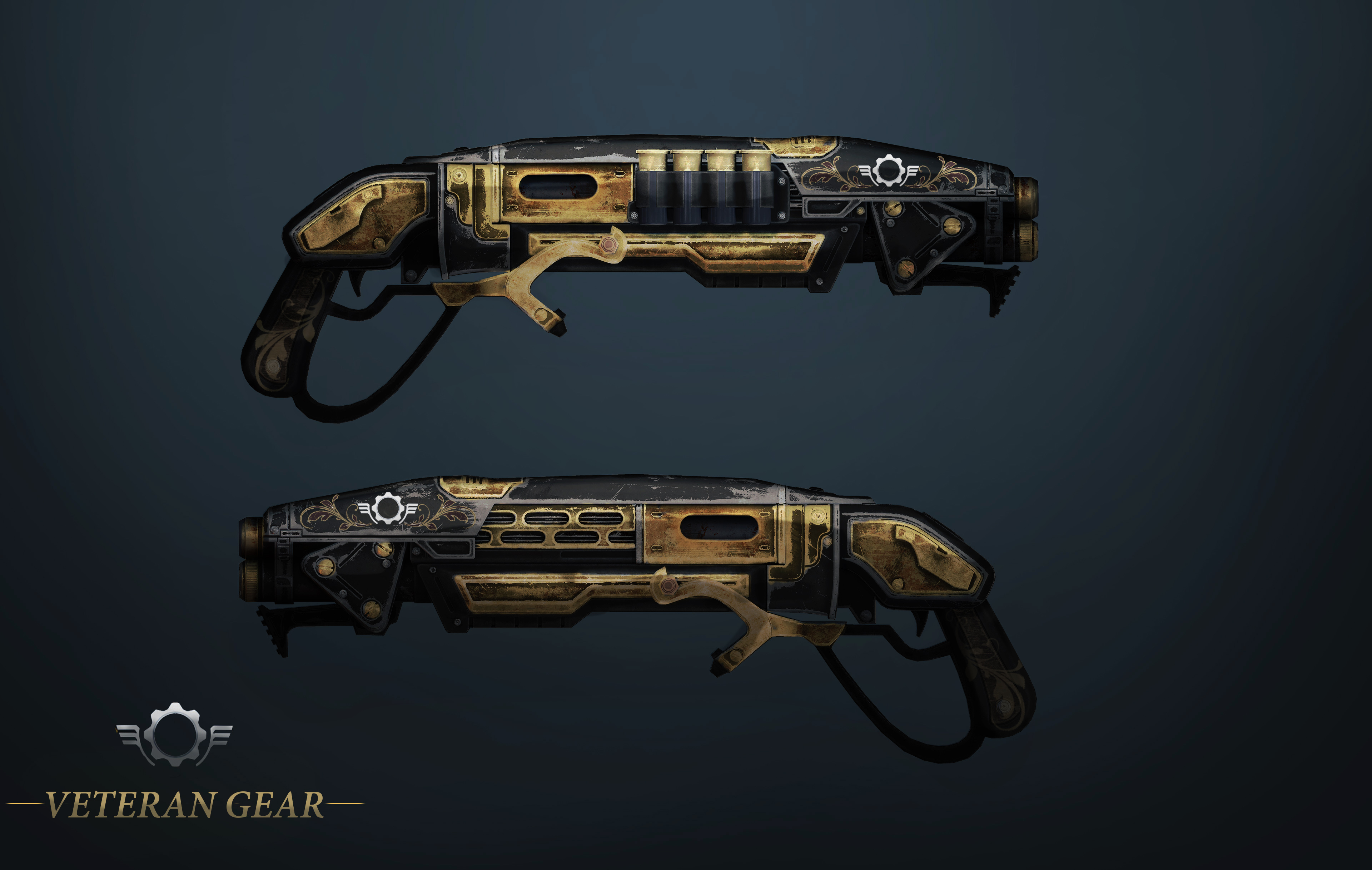 Gears Of War 4 Community Weapon Skin Competition Winners