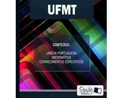 Apostila Concurso UFMT – Universidade Federal de Mato Grosso – Assistente Administrativo
