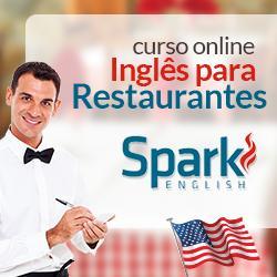 Curso Inglês para Restaurantes