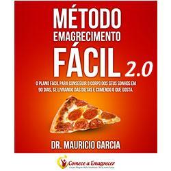 Método Emagrecimento Fácil 2.0 + Audio + Curso 7D + Consulta + 3 Livros de Receitas + Plano de 90 Dias + 5 Livros Bônus