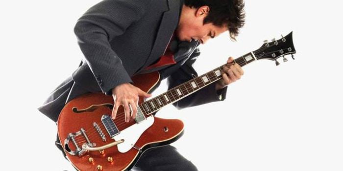 Profissao de guitarrista. Como se tornar um guitarrista de sucesso