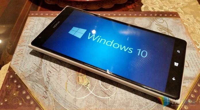 Windowns 10 Mobile será o sistema operacional usado por dispositivos diferentes