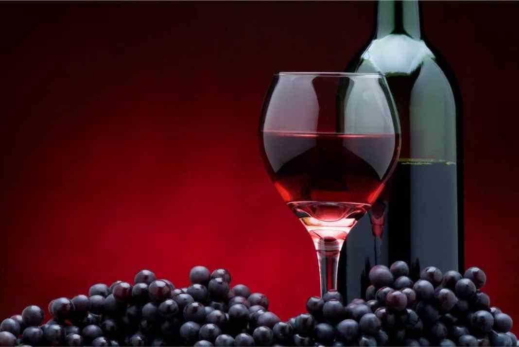 Principais benefícios do vinho.