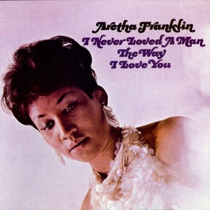 Disco de Aretha Franklin pela Atlantic Records
