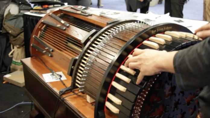 Harpa de roda