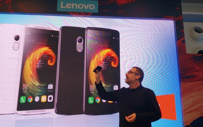 Lançamento do Lenovo Vibe A7010