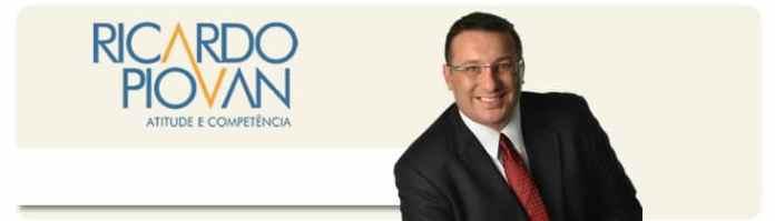 Ricardo Piovan - Atitude e competência