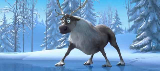 Sven - Frozen
