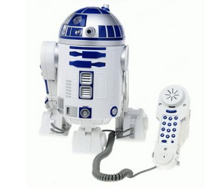 aparelho de telefone da star wars