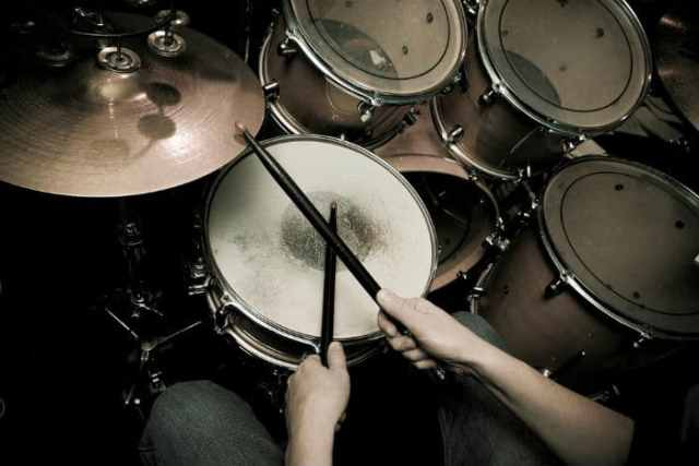 baterista - bateria