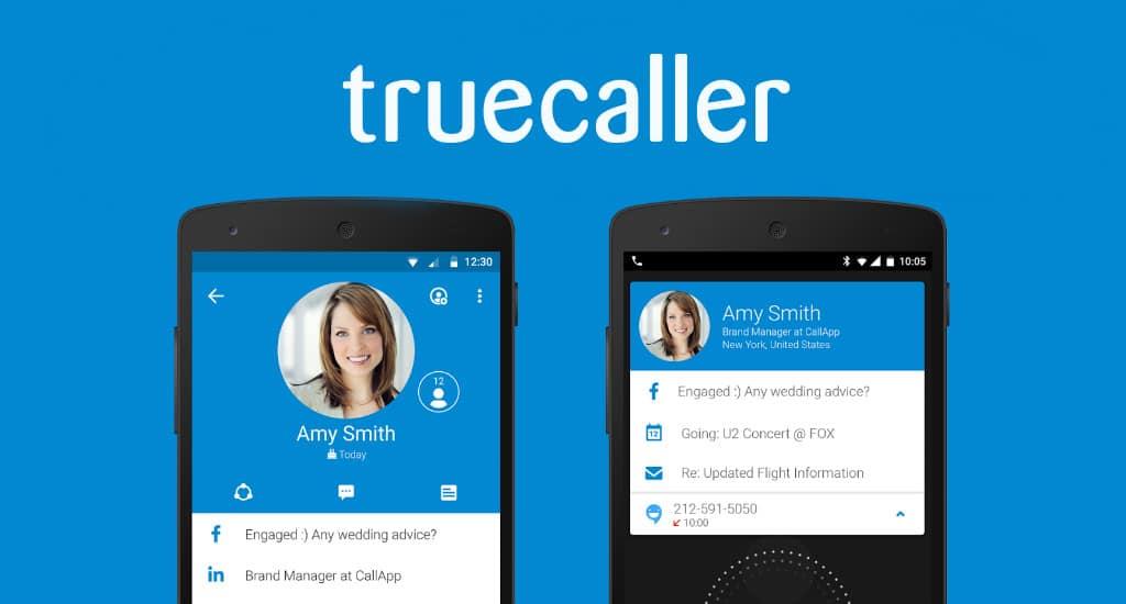 como funciona aplicativo truecaller