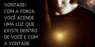 Frases de força de vontade - existe uma coisa boa – Nelson Pereira Neto