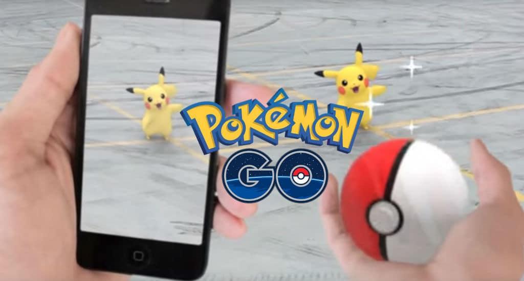 Febre do Pokémon Go