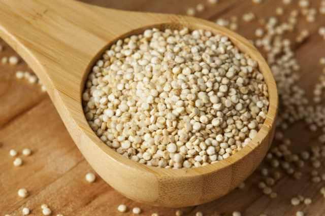 grao de quinoa