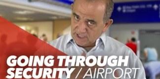 Inglês para Viagem - Security point (Ponto Segurança do aeroporto)