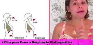 Respiração Diafragmática com o Pompoarismo