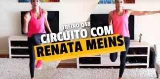 Renata Meins: Secar a Barriga Treino Q48