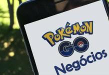 Negócios para o Pokémon Go