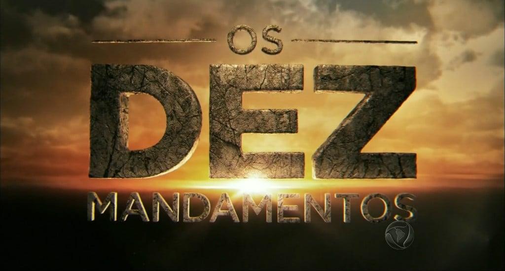 Os Dez Mandamentos A novela que destronou a Globo