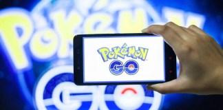 Pokémon GO no seu celular