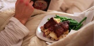snacks que pode comer antes de dormir