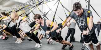 trx - exercicios que chapam os gluteos