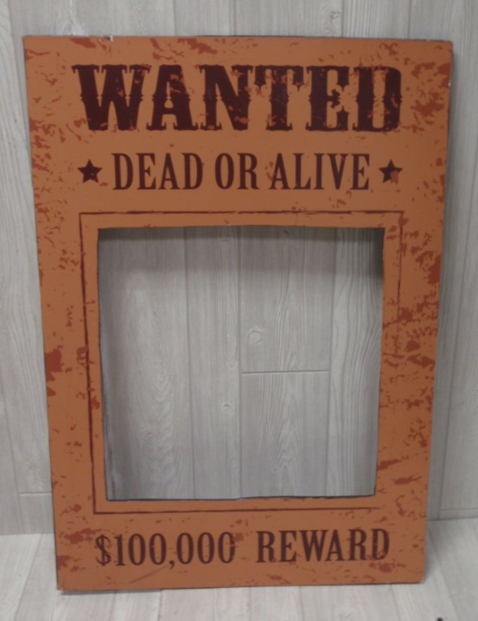 Wanted Photo Frame Online Free | Frameviewjdi.org