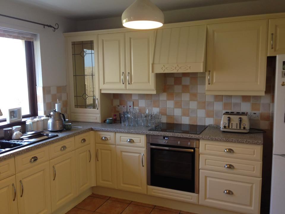 Kitchen Respray Newtownards Pro Dec Painters