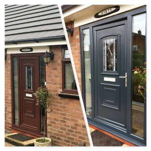 Can You Paint Upvc Doors >> Introducing Upvc Windows And Door Spraying Pro Dec Painters