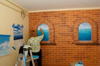 рисунок-кирпичной-стены